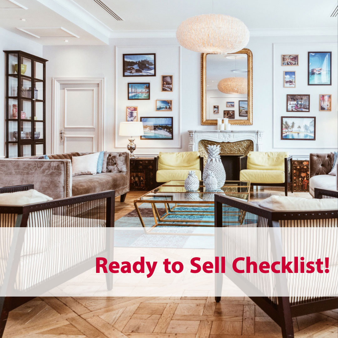 The Ultimate Ready to Sell Checklist